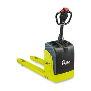 PRAMAC CX12 - Electric pallet trucks for smooth surfaces and lorries, with a load capacity up to 1200 Kg