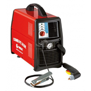 HELVI COMBI PC 302K Plasma Cutter Inverter with 4.5 Bar Compressor