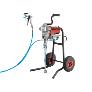 LARIUS JOLLY - 230V electric airless piston paint on trolley and accessories