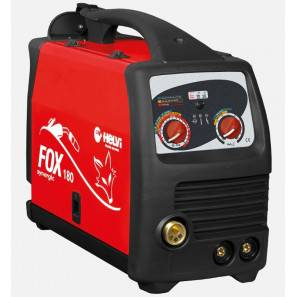 HELVI FOX 180S Inverter Multiprocess MMA-MIG Welder 3.5 kVA