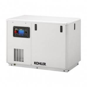 MARINE GENERATOR 14EFKOZD Single-phase 14 kVA 60 Hz KOHLER engine