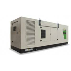 GREEN POWER GP2060SM/MI SILENZIATO CON ALTERNATORE AVR-MECC ALTE (CENTRALINA MANUALE)