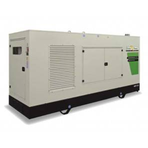 GREEN POWER GP280SM/D SILENZIATO CON ALTERNATORE AVR-MECC ALTE (CENTRALINA MANUALE)