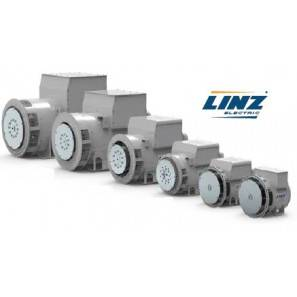 LINZ Bimetallic thermal protection for windings