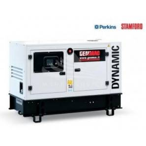 GENMAC STRONG-G30PS-E3 30 KVA DIESEL